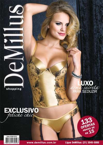4722e1642 Bazar da Sil  Revista Virtual DeMillus - Camp. 8-9-10 12