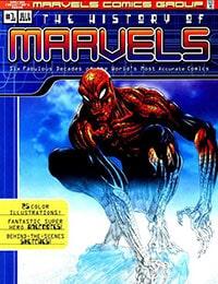 The History of Marvels Comics