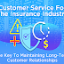 Customer Service For The Insurance Industry #infographic