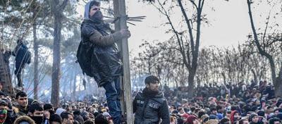 Μπήκαν 123.000 το 2019...! Το υπουργείο Μετανάστευσης ζητά τώρα την απέλαση… 519 αλλοδαπών! Υπάρχει λογική σε αυτό..;;