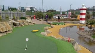 Championship Adventure Golf in New Brighton