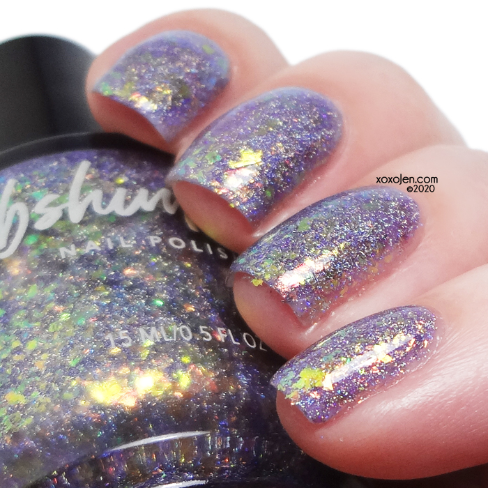 xoxoJen's swatch of KBShimmer Sol What?