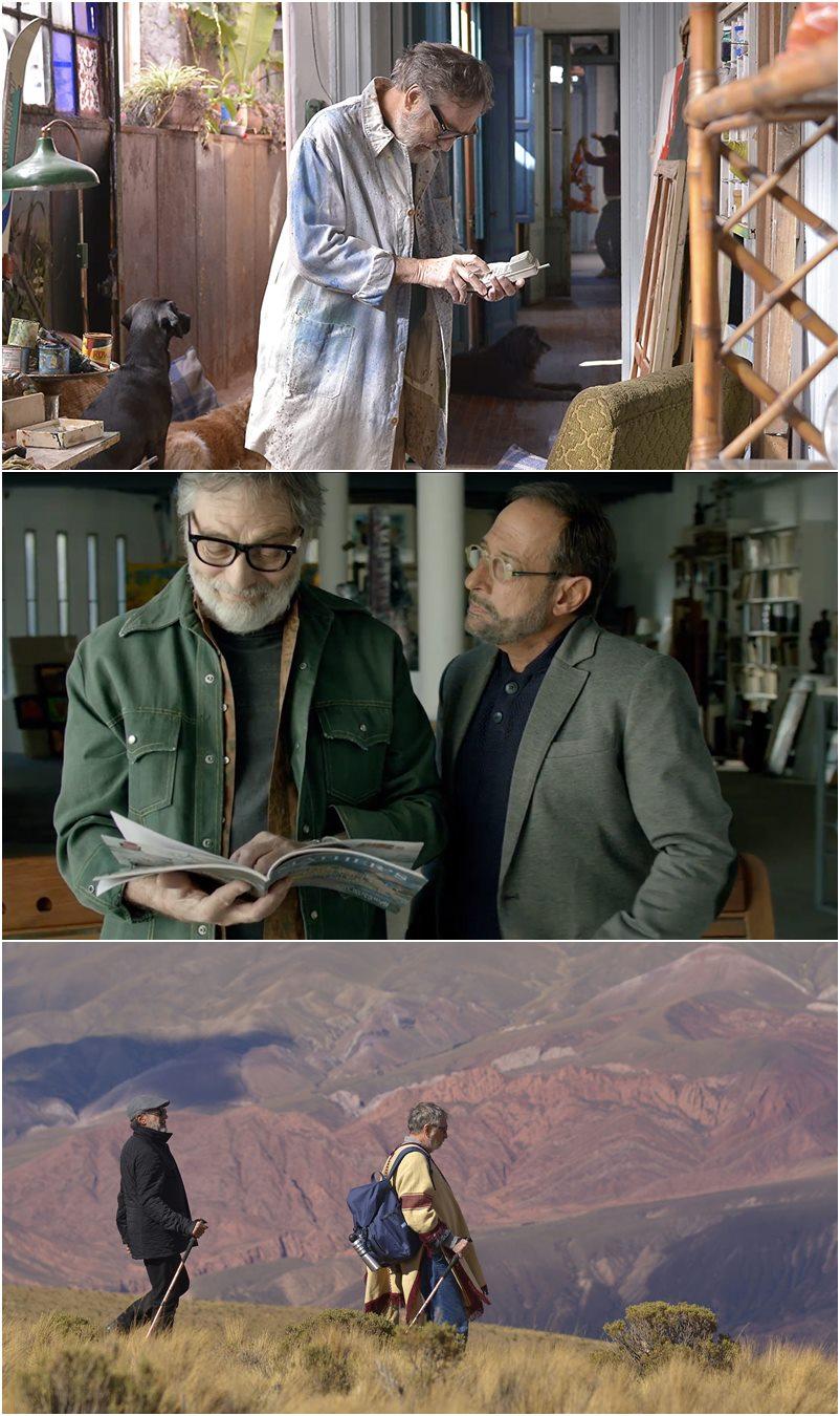 Minha Obra Prima filme argentino na Netflix