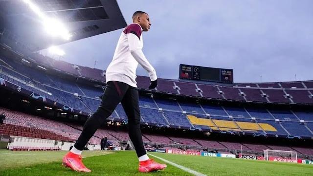 موعد مباريات اليوم من ثمن نهائي أبطال أوروبا : برشلونة يستضيف باريس سان جيرمان