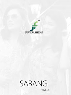 Juvi fashion Sarang vol 2 Lawn Cotton pakistani suits