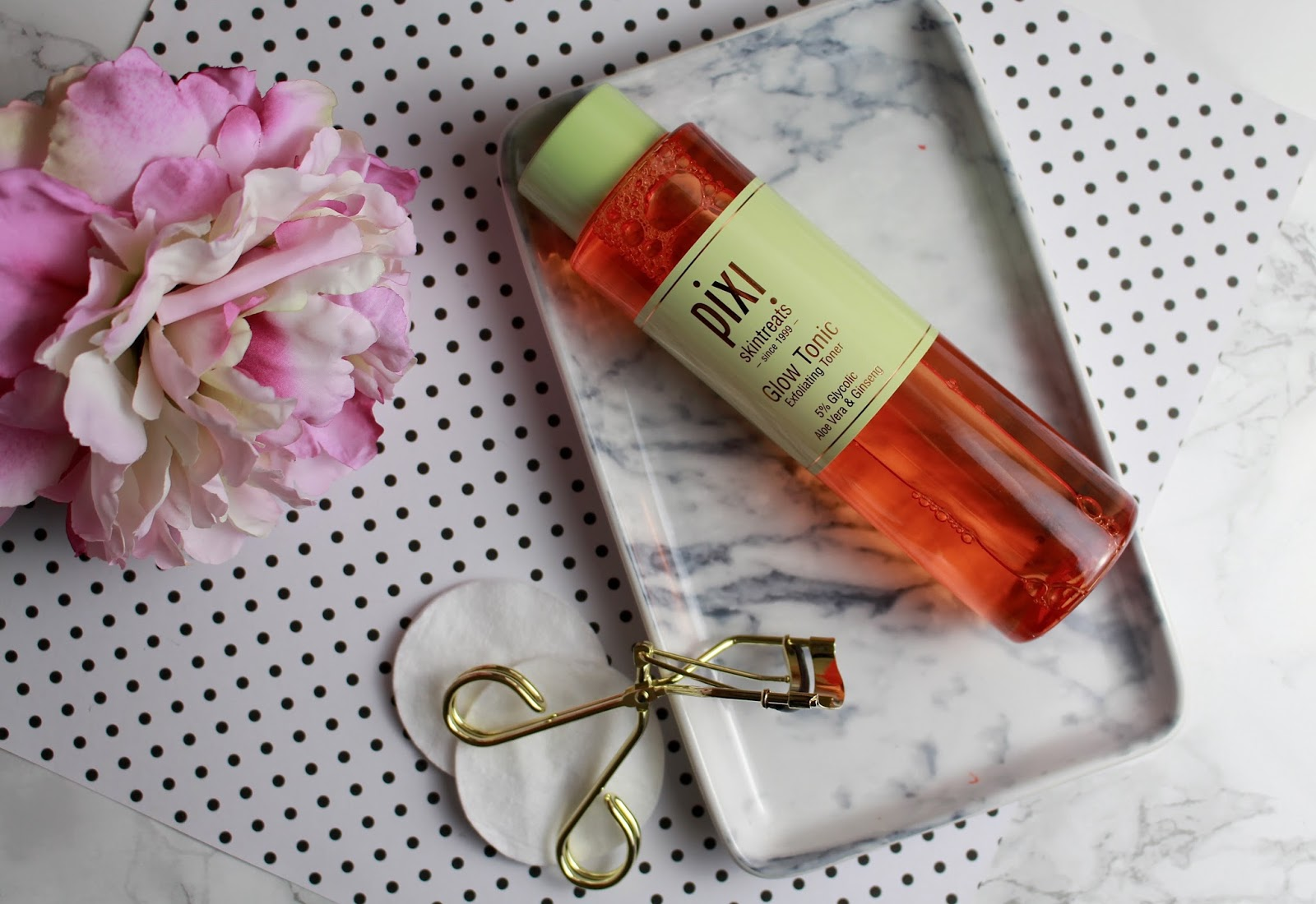 Pixi Beauty Review, Pixi Glow Tonic, Pixi Glow Tonic Review