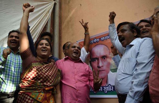kulbhushan jadhav news update