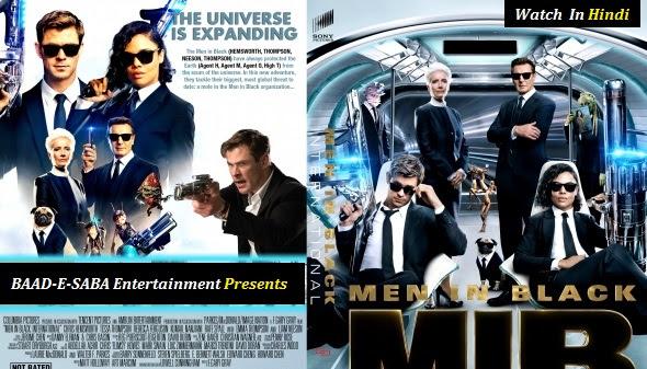 BAAD-E-SABA Entertainment Presents - Man in Black International Movie Online in Hindi