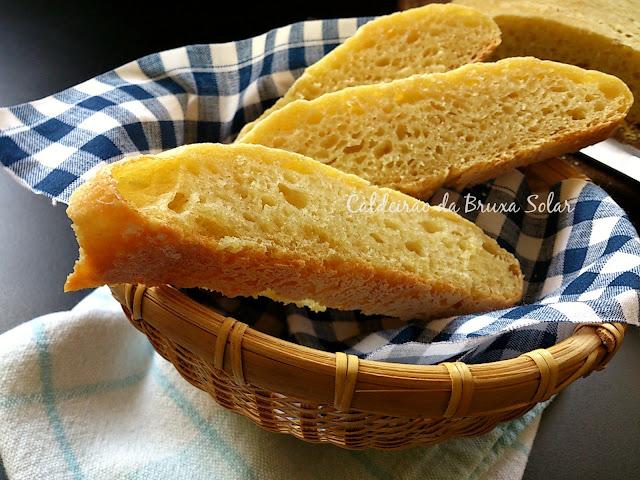 Pão de Semolina