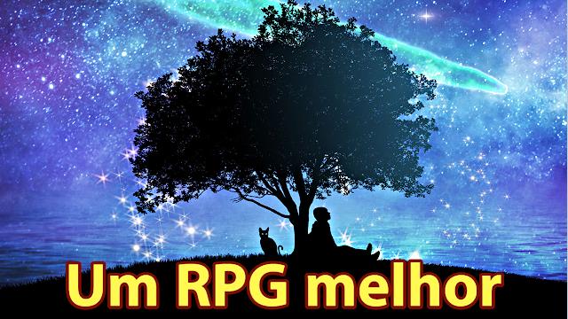 Como se tornar um jogador (e mestre) de RPG muito melhor!