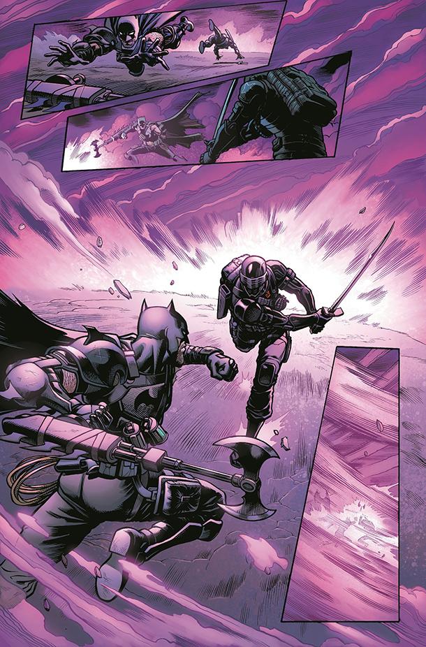 Batman/Fortnite: Zero Point #3 - 5