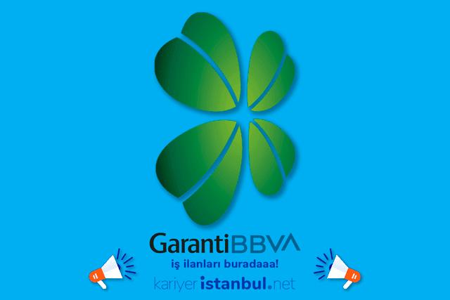 Garanti Bankası müşteri danışmanı iş ilanı yayınladı. Garanti Bankası ilanlarına nasıl başvuru yapılır? Detaylar kariyeristanbul.net'te!
