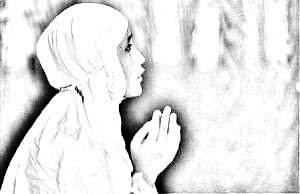 Berdoa Supaya Miskin
