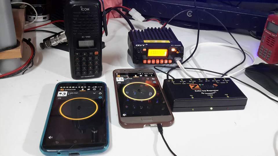 Nge-Break Pake IndoVWT Aplikasi Walkie Talkie Terbaik di Android