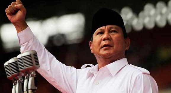 Prabowo: Gerindra Akan Mensupport Habis Nurdin Abdullah