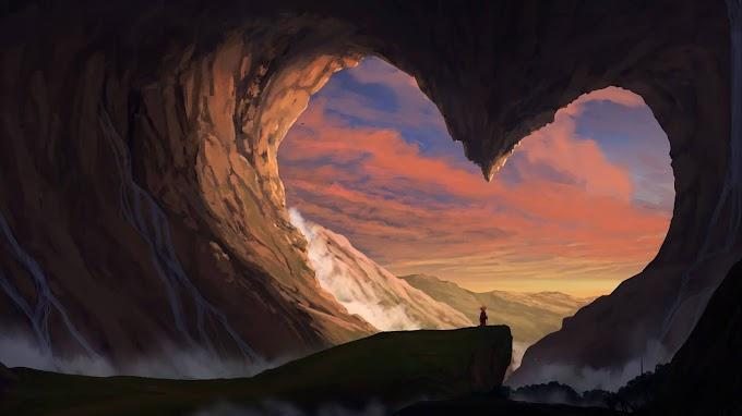 Papel de Parede Caverna do Amor