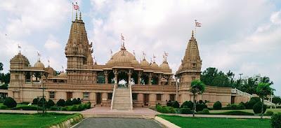 स्वामीनारायण मंदिर, Swaminarayan Temple Bharuch