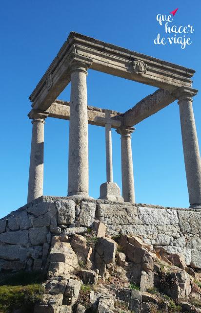 Ávila - Los cuatro postes