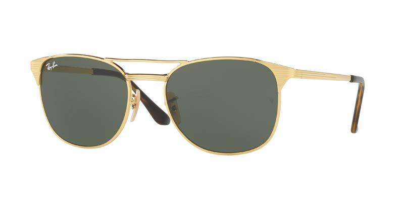 Novas coleções de óculos de sol Ray-Ban, Persol, Armani chegam às ... 4a1abbf61a