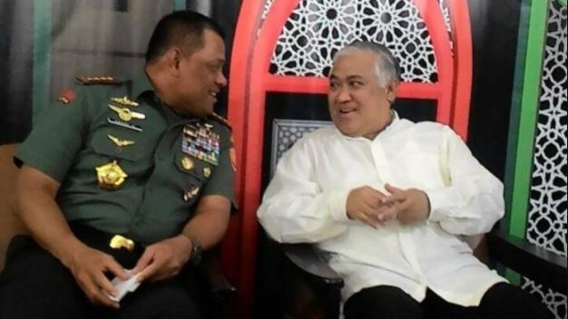 Jenderal Gatot: Kebenaran Akan Muncul Walaupun Disembunyikan