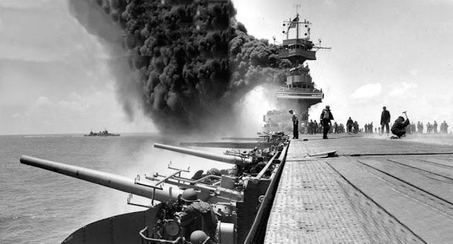 WWII Film Guide: Naval Warfare