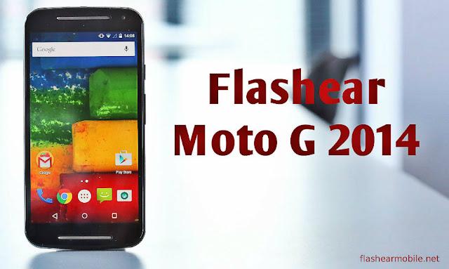 Flashear, revivir Moto G2 XT1063, XT1064, XT1068 y XT1069