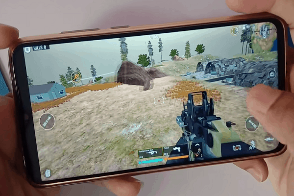 Offline games like PUBG for android and ios