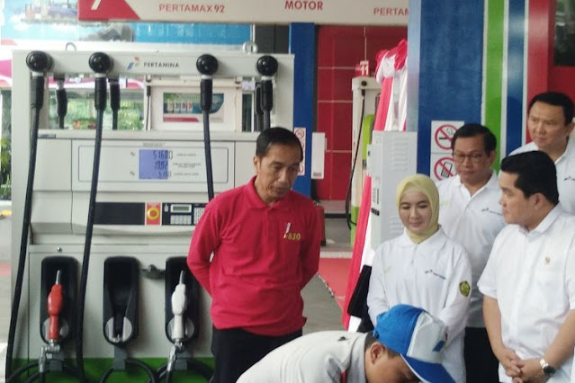 Jokowi dan Upaya Melawan Mafia Migas yang Tiada Akhir