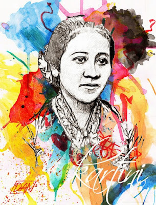 Kartini faces WPAP