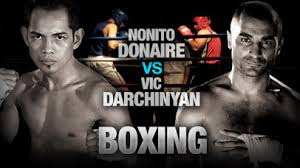 Nonito Donaire vs Vic Darchinyan