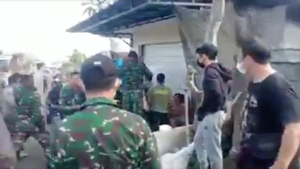 Viral Dihajar TNI, Warga Bantah Pukul Kepala Dandim Buleleng Bali