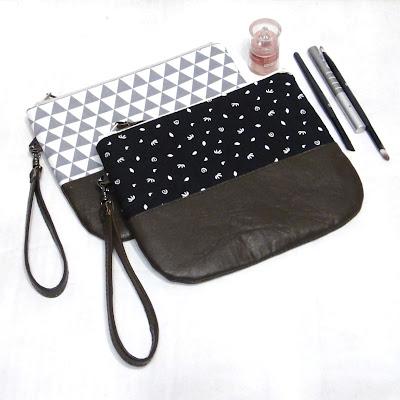 Женская сумка на запястье. Застежка молния, карман внутри. Размер 20 х 17 см, помешаются телефон, ключи, паспорт