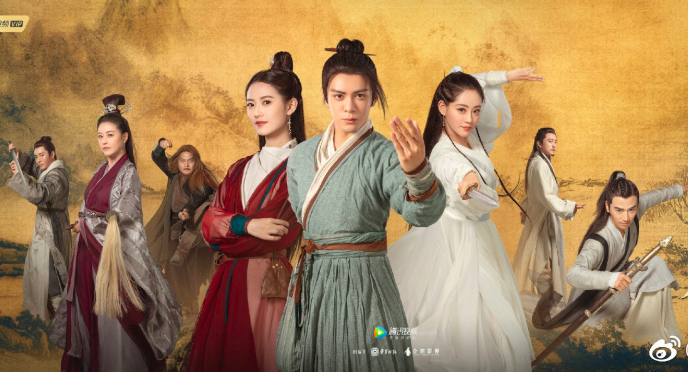 Heavenly Sword and Dragon Slaying Sabre, Drama Favoritku ditahun 2019