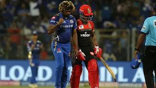 Lasith Malinga 4-21 - MI vs RCB 31st Match IPL 2019 Highlights