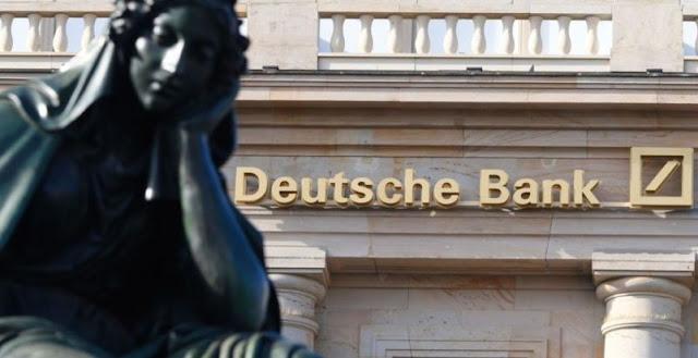 Κλαίει ο Σόϊμπλε και η Μέρκελ για την ....Deutsche Bank!