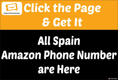 Amazon Phone Number Spain | All Spain Amazon Phone Number are Here