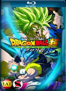 Dragon Ball Super: Broly (2018) REMUX 1080P LATINO/JAPONES/INGLES