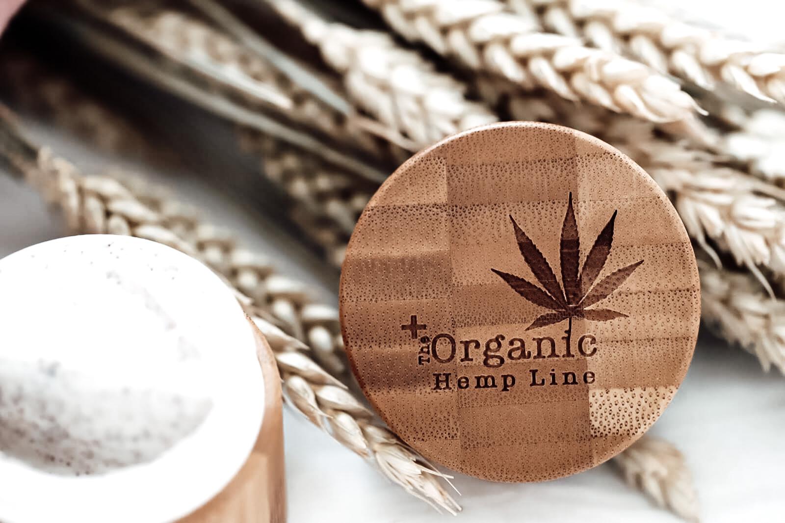 The Organic Hemp Line Soins au Chanvre avis