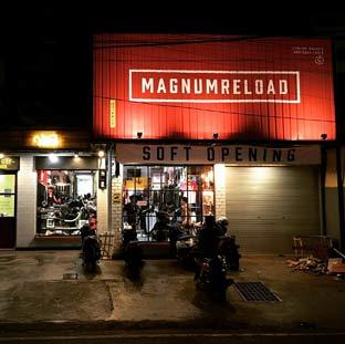 Lowongan Kerja di Magnum Reload Store Makassar