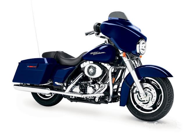 Harley Davidson FLHX Street Glide Series