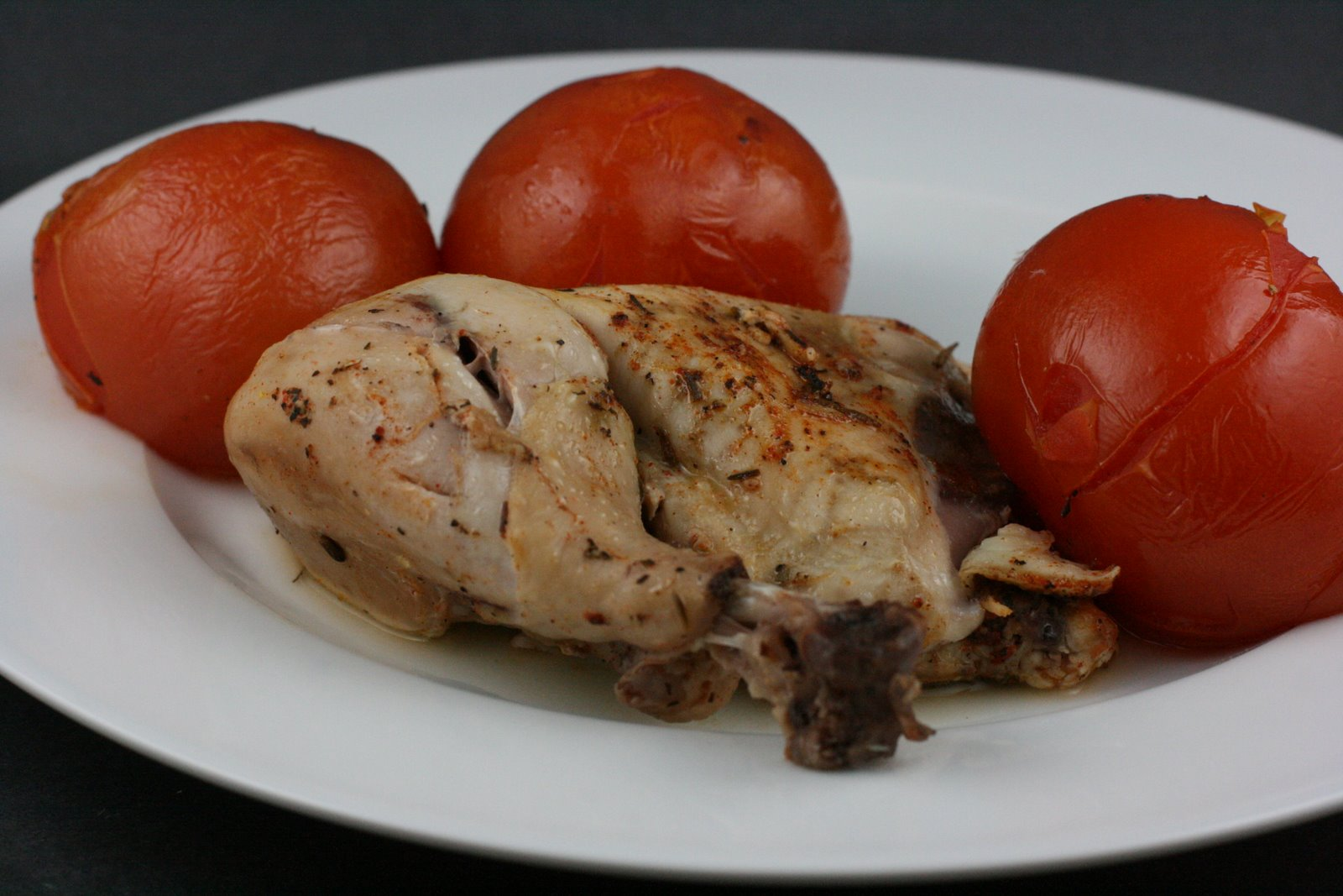 Herb Roasted Chicken With Summer Tomatoes Slow Cooker -6966
