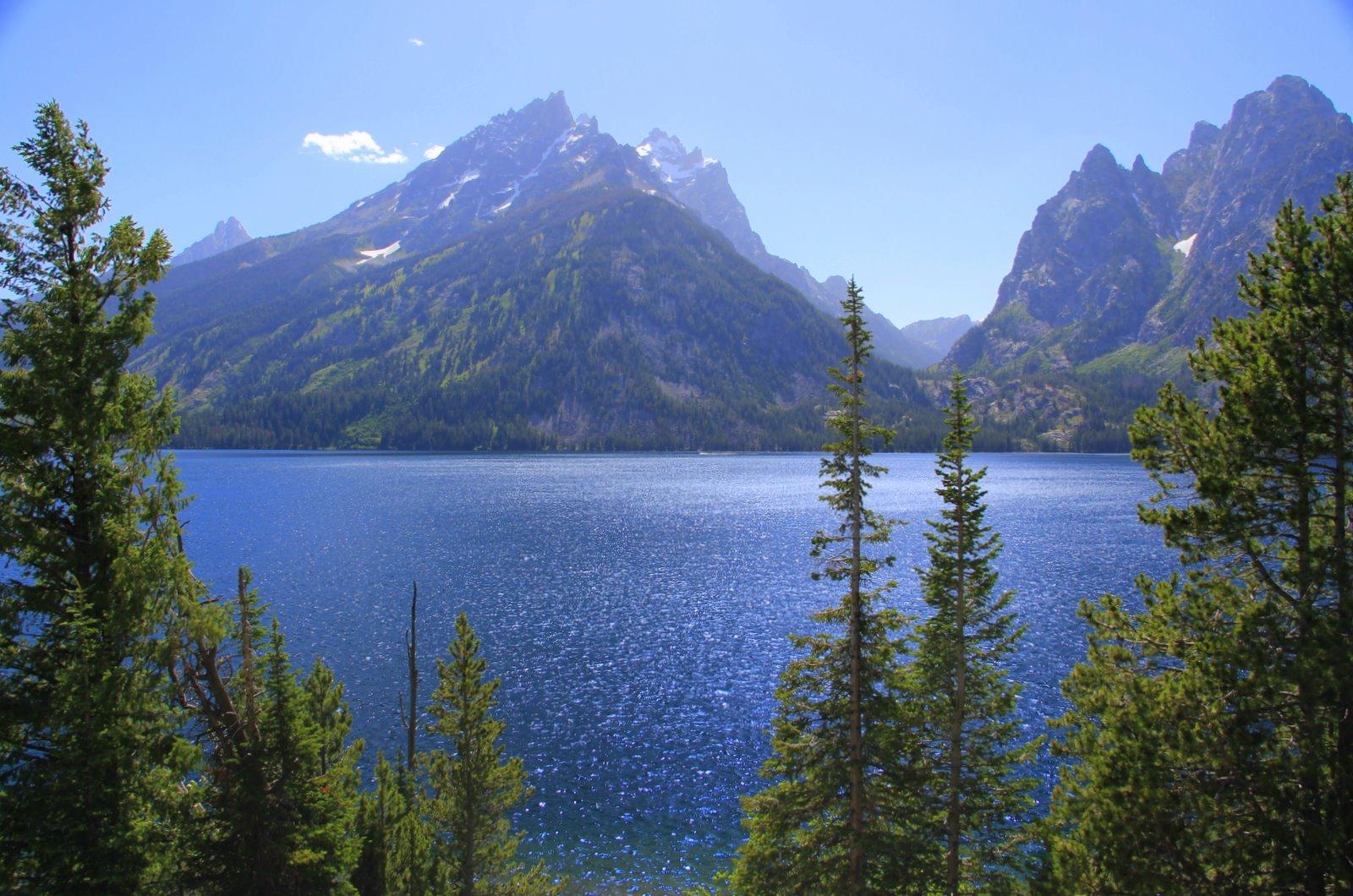 Озеро Дженни, Национальный парк Гранд-Титон