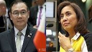 Locsin hits Robredo over comments on diplomat passport cancellation: Hey, Boba... Please give her a brain!