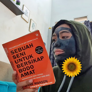 Review Produk Mineral Botanica Brightening Masque Formula, Masker Charcoal Yang Ampuh Mencerahkan