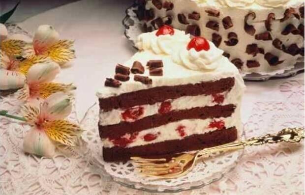 Un deliciosos pedazo de pastel
