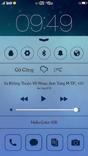 Tema Oppo Terbaru iOS Style Android