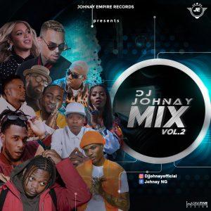 DOWNLOAD MIXTAPE : Dj Johnay Mix vol 2