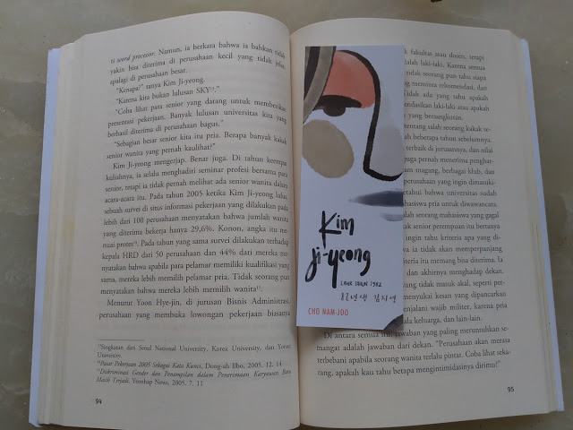 novel feminis kim jiyeong 1982