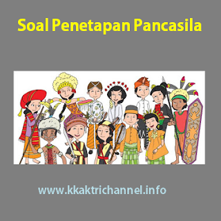 Kegiatan penetapan Pancasila sebagai dasar negara ditunjukkan oleh sidang nomor