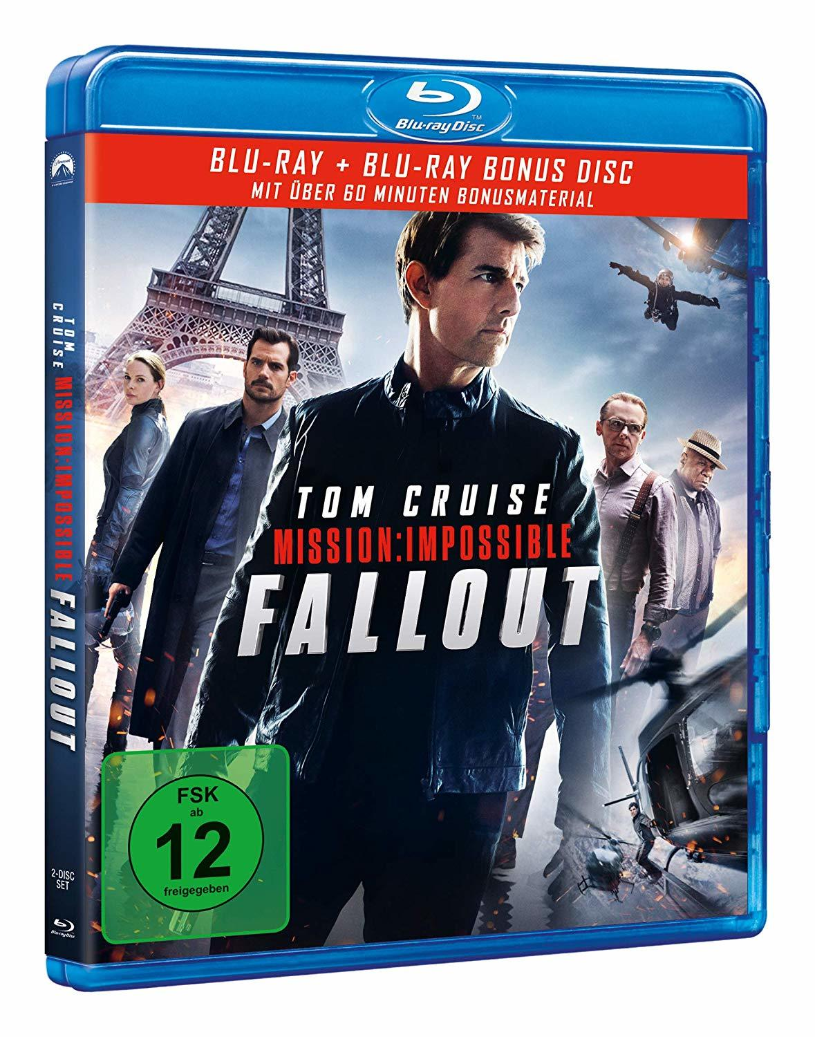 Download Mission Impossible Fallout 2018 x264 720p Esub BluRay Dual Audio Torrent